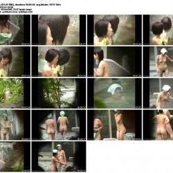 究極の女子風呂☆民家の親子風呂覗きレア☆スク水跡が眩しい♬シィ前半!!etc8作品+