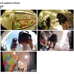 セーラC透けてるパンティ☆ショーパンS女子チラリ☆美少女K可愛いキャラ柄生パン!他8作品